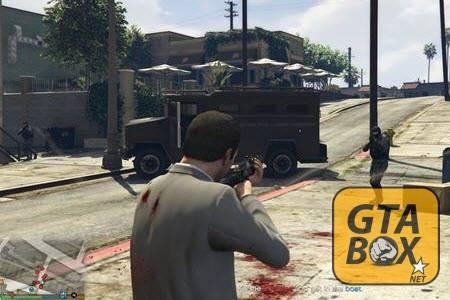 Убийство военных отряда SWAT