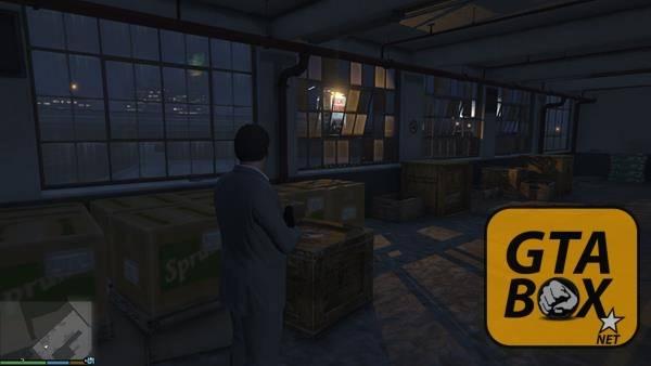 Открытие локаций в GTA 5