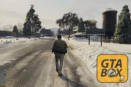 Прогулка по городку