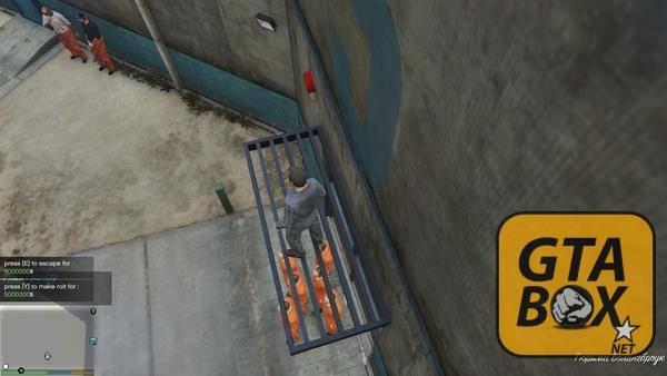 Откуп для выхода из тюрьмы