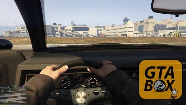 """Автомобиль - """"рыцарь дорог"""" в GTA 5"""
