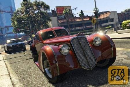 Машины в gta 5