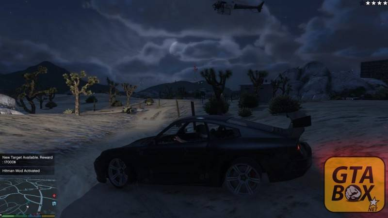 Майкл на машине