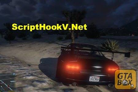 Установка скриптов в Script Hook V.Net