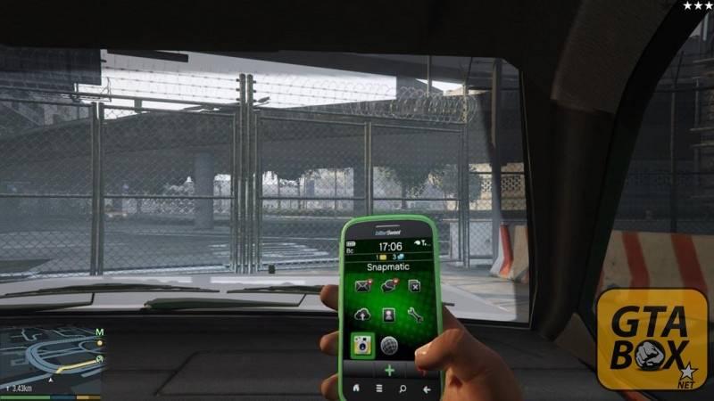 Личный водитель в GTA 5