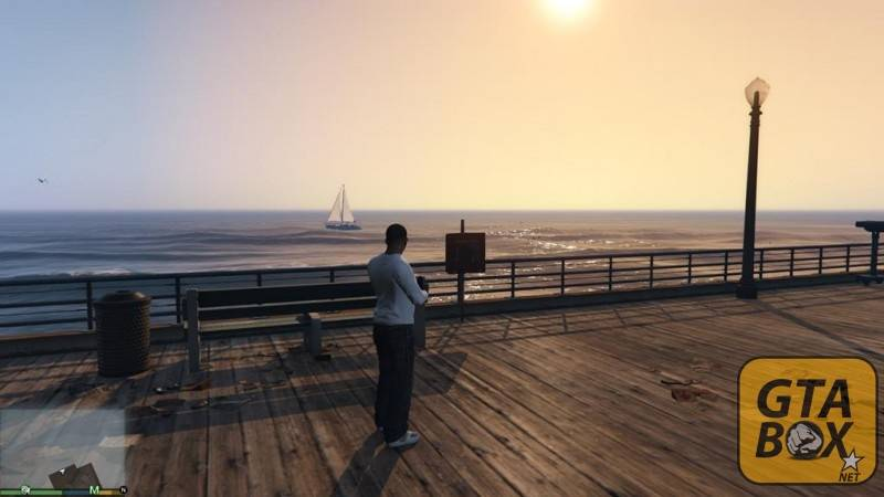 Ловля рыбы в GTA 5