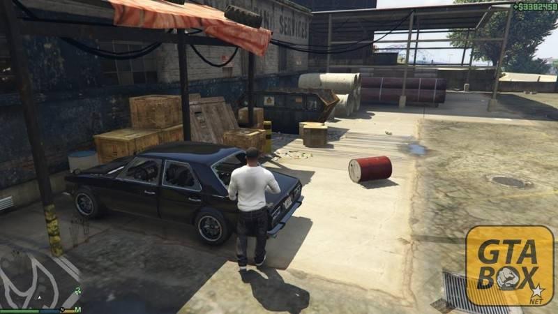 Ограбления в GTA 5