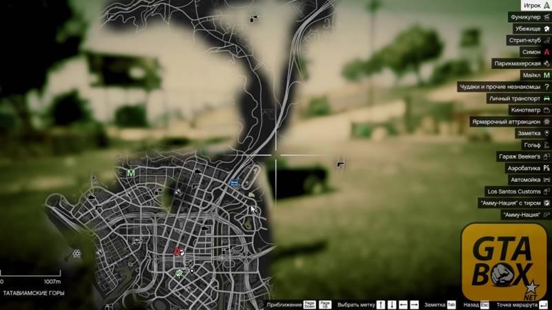Второстепенные миссии в игре GTA 5