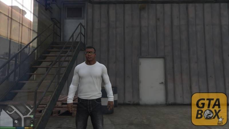 Франклин начинает миссию по угону автомобилей