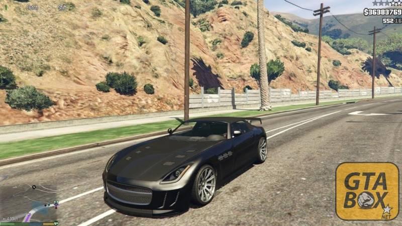 Сохранение позиции автомобилей в GTA 5