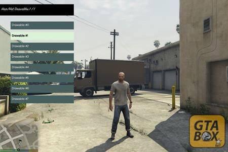 Лысый Тревор в GTA 5