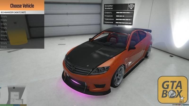 Upgrade в гараже