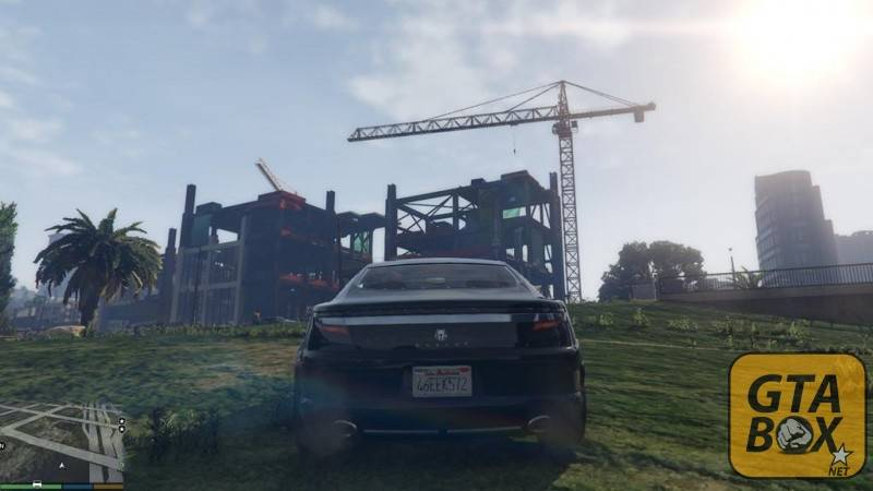 Круиз контроль на обычном автомобиле в GTA 5