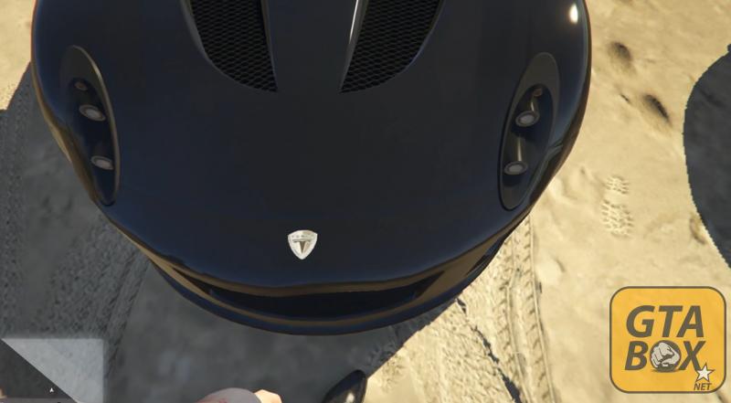 Логотип реального автомобиля в игре