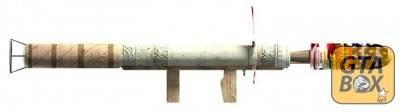 ракетница для фейерверков