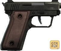 SNS Пистолет