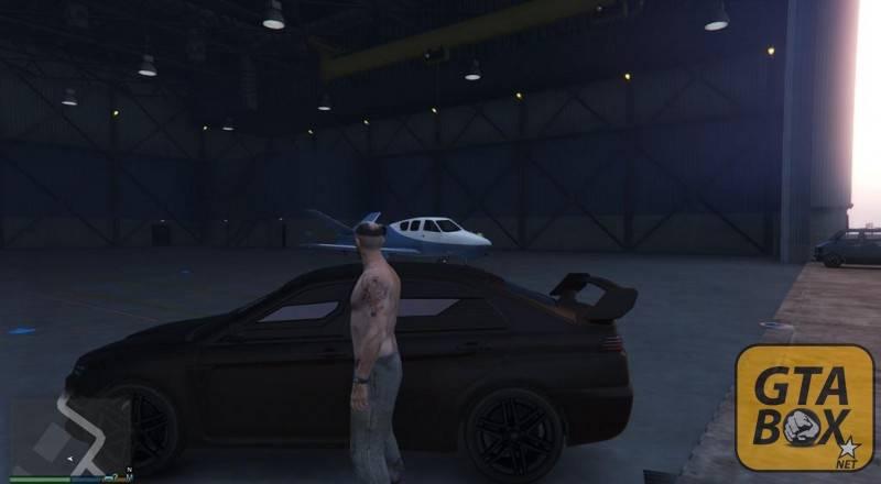 Сходка банд в GTA 5