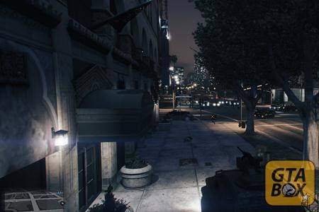 Убийство жителей в GTA 5