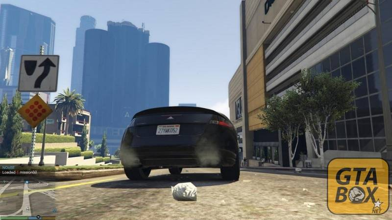 Соревнования с жителем GTA 5
