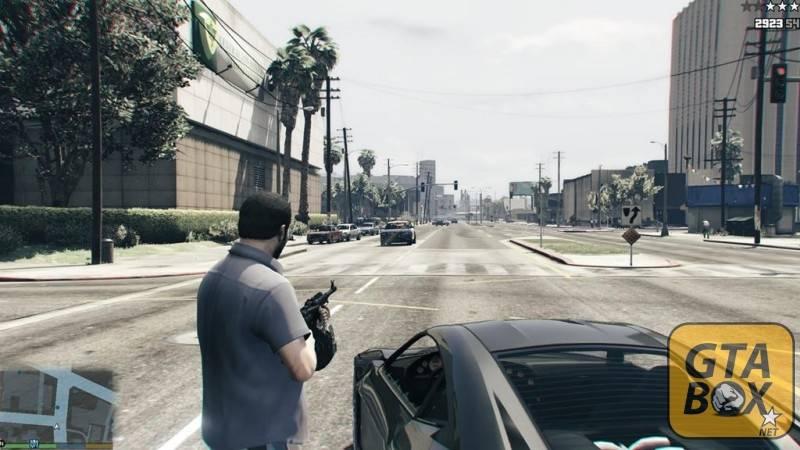 Убийство жителей Лос Сантоса