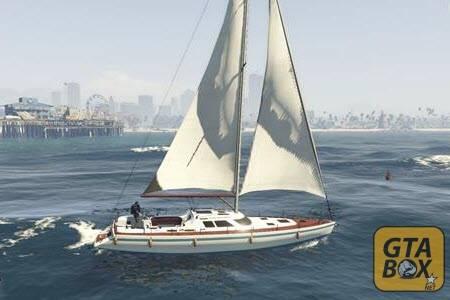 Яхта в игре GTA 5
