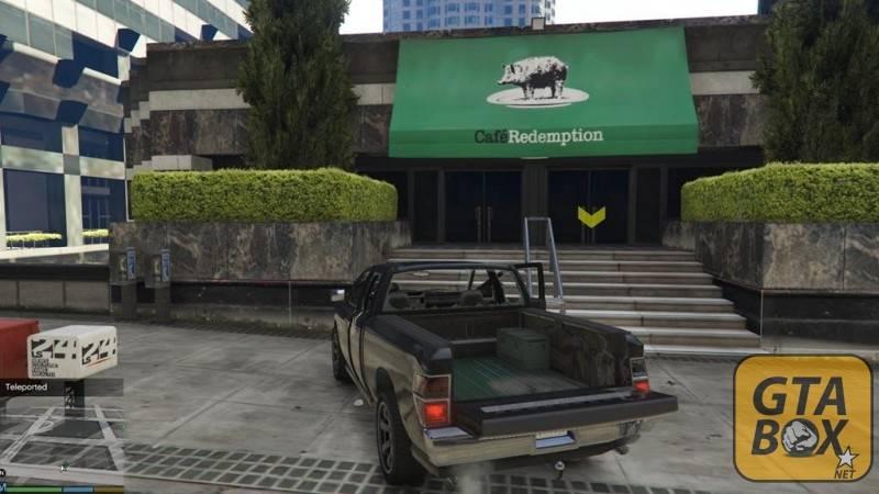 Кофейни в GTA 5