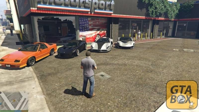 Выставленные автомобили в продажу
