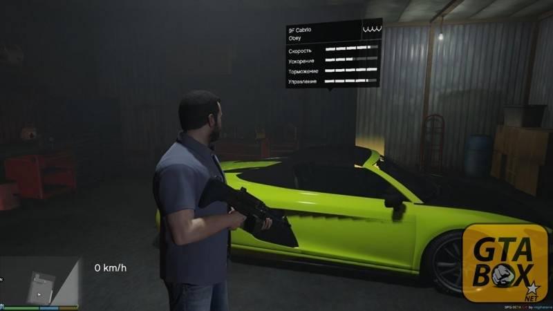 Характеристики нового автомобиля