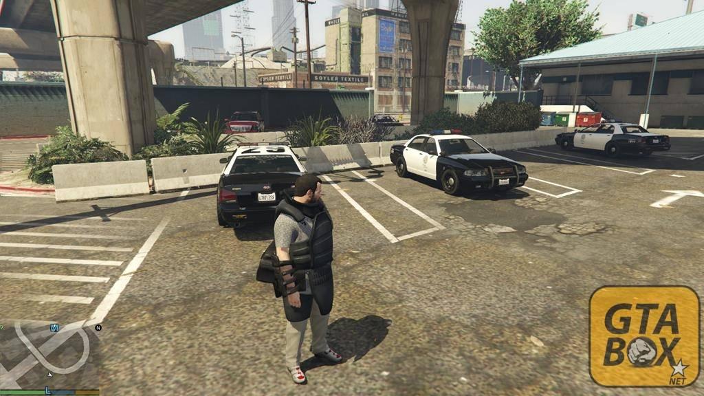 скачать мод на гта 5 на полицейский патруль - фото 10